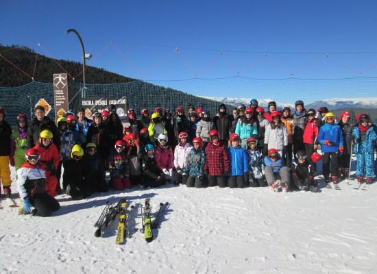 Esquiada 2016