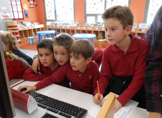 3r visita la Biblioteca Tirant lo Blanc de Montgat