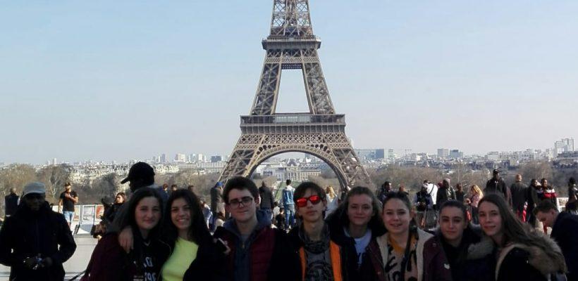 París! Ooh, la, la